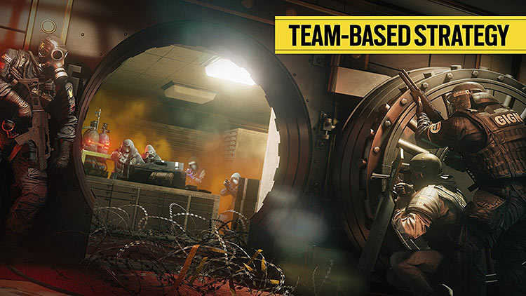 Tom Clancy's Rainbow Six Siege Advanced Edition for XB1 screenshot