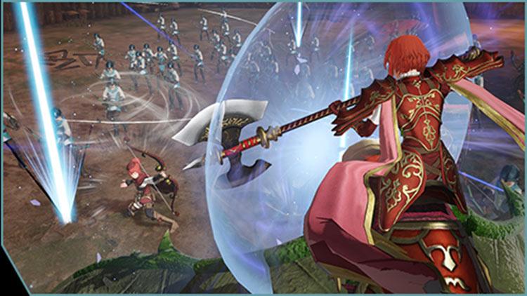 Fire Emblem: Shadow Dragon DLC Pack for 3DS screenshot