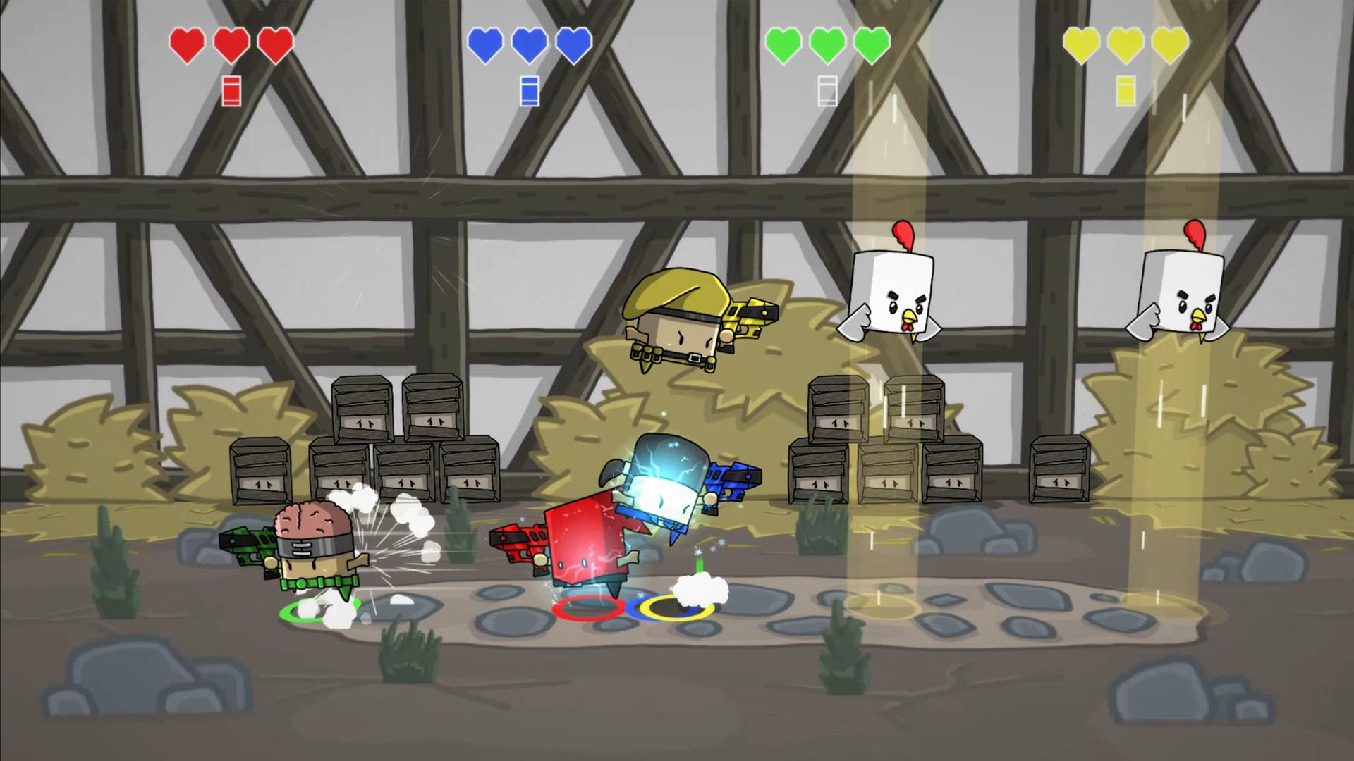 Guilt Battle Arena for PS4 screenshot