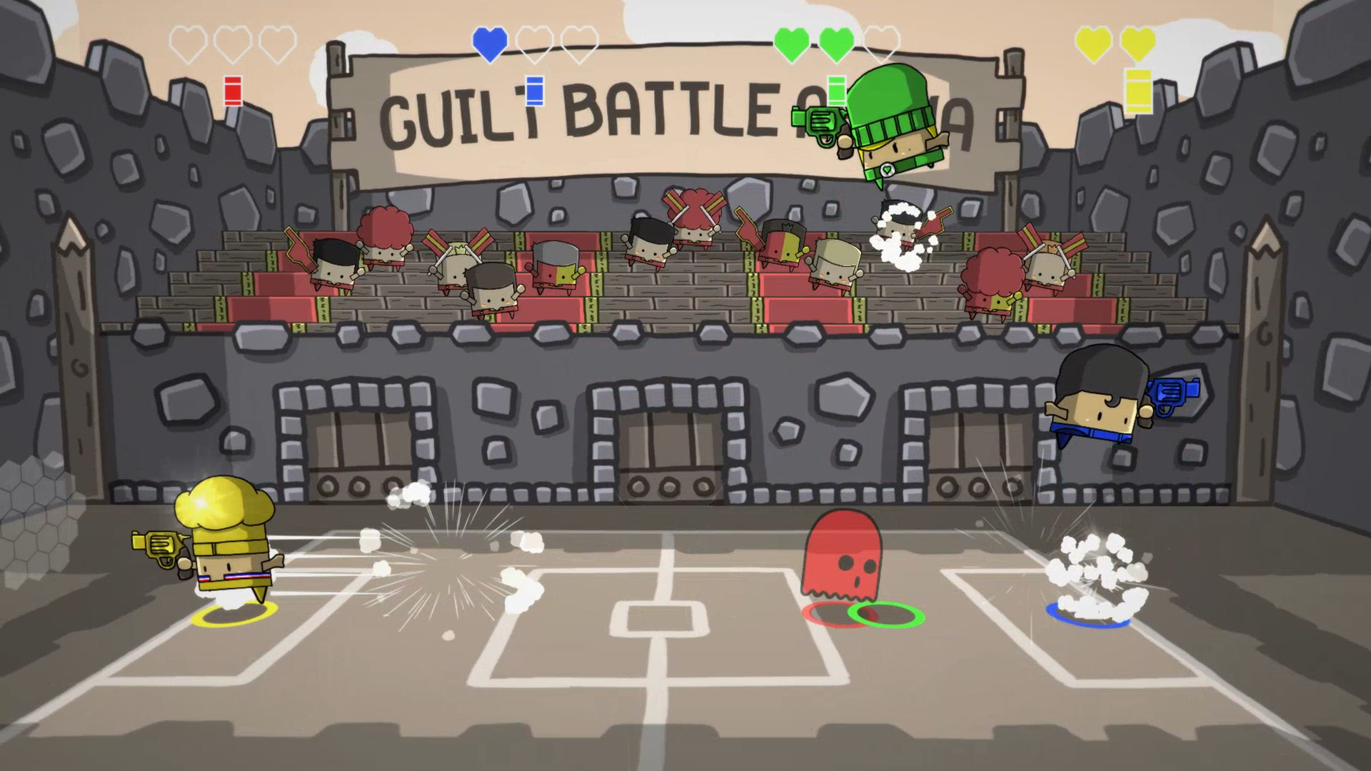 Guilt Battle Arena for PC screenshot