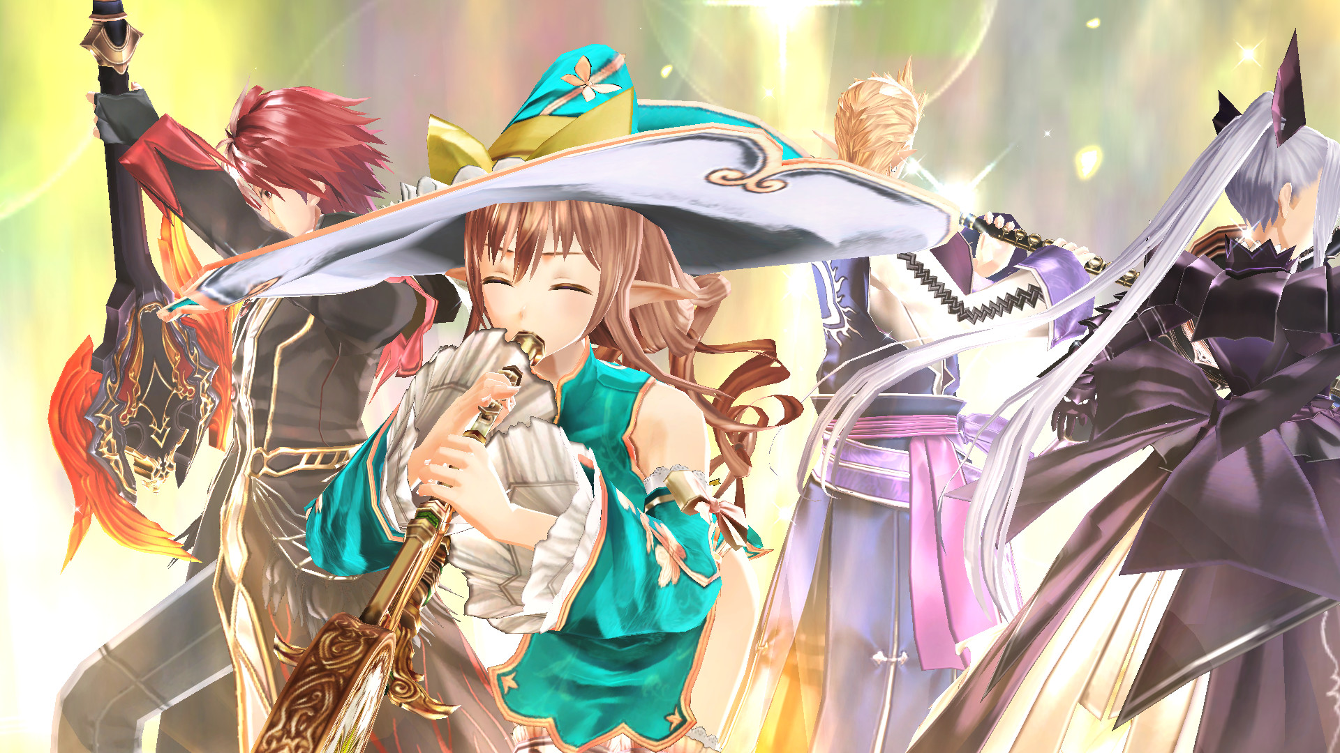 Shining Resonance Refrain for PS4 screenshot