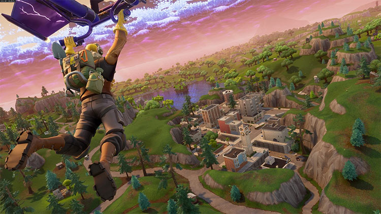 Fortnite: Battle Royale for PC Game Reviews
