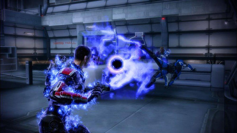 Mass Effect 2 for PS3 screenshot