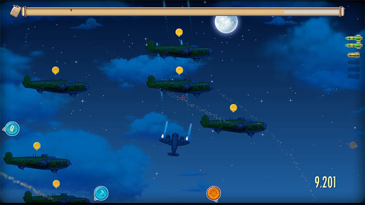 Rogue Aces for Switch screenshot