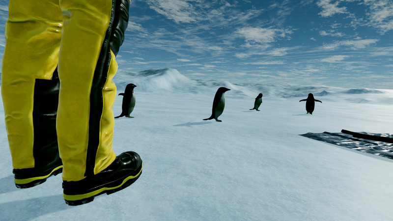 Kolb Antarctica Experience for PC screenshot