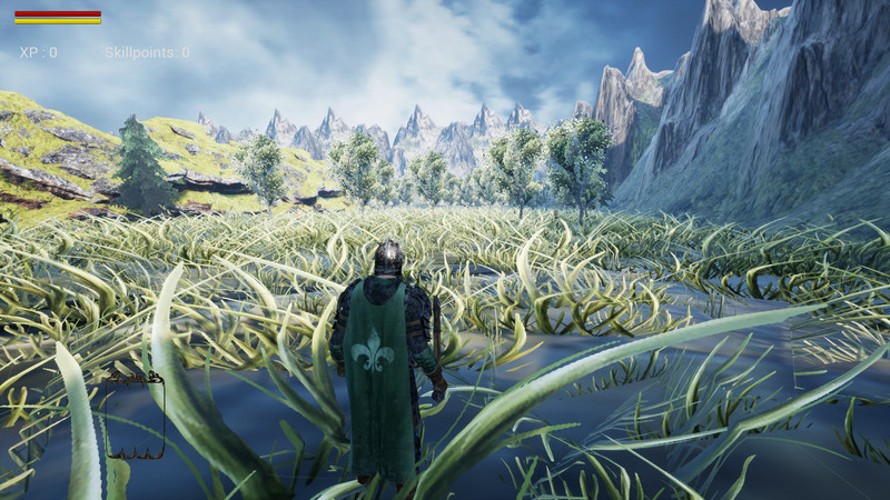 Dark Ghost RPG for PC screenshot