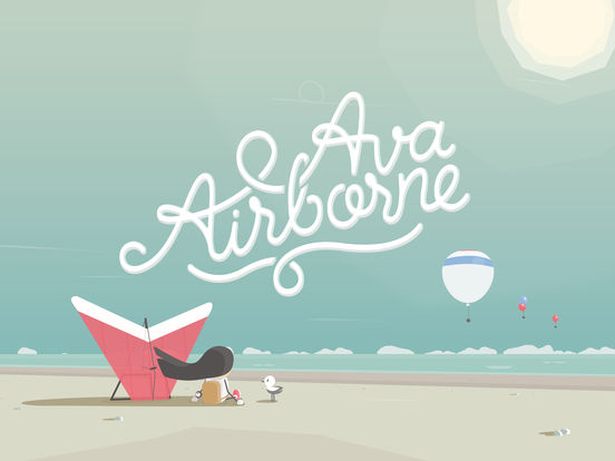 Ava Airborne for iOS screenshot
