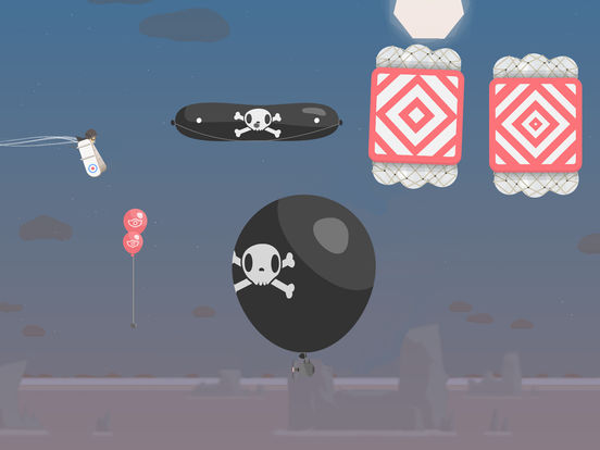 Ava Airborne for iOS screenshot