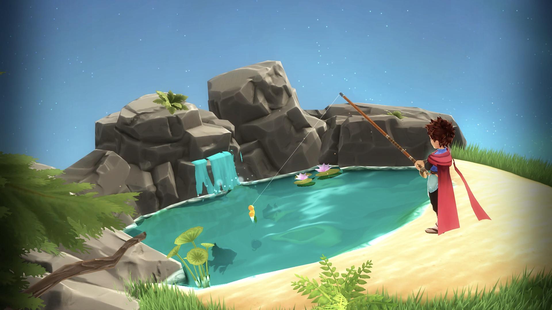 Deiland for PC screenshot