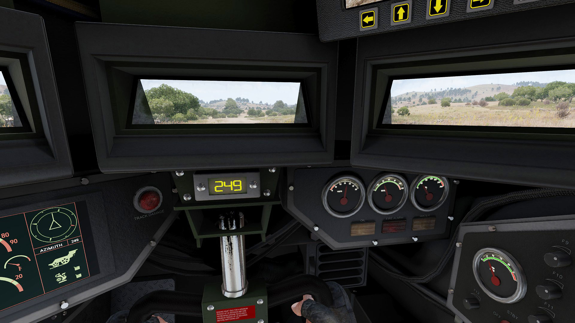 Arma 3 Tanks for PC screenshot
