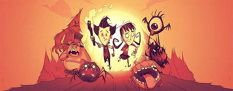 Don't Starve: Mega Pack for XB1 screenshot
