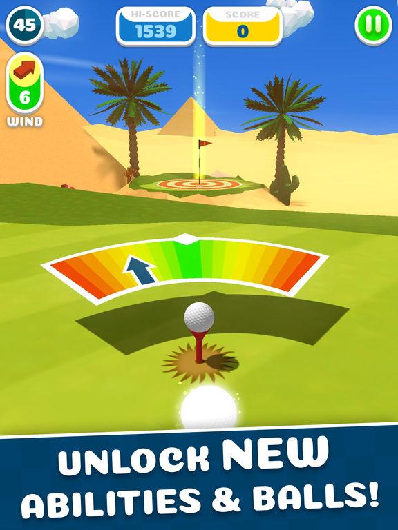 Cobi Golf Shots for iOS screenshot