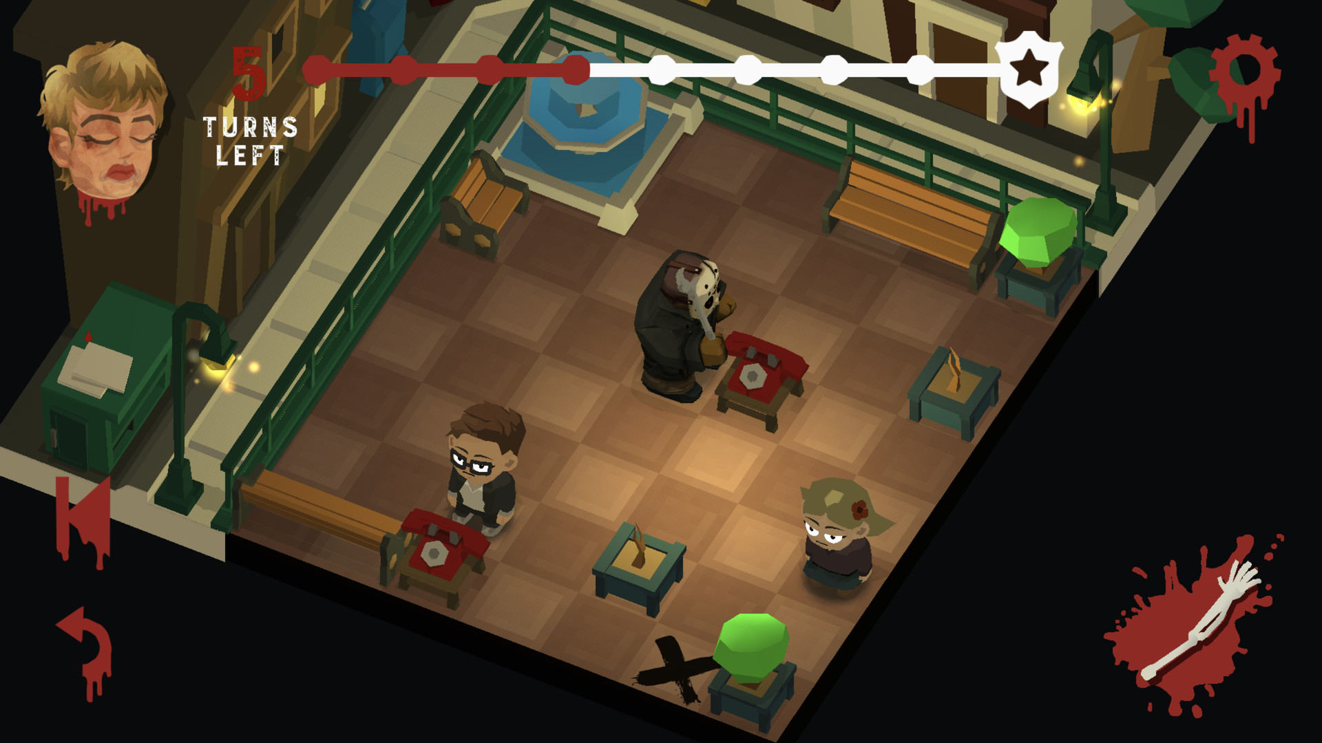 Friday the 13th: Killer Puzzle for PC screenshot