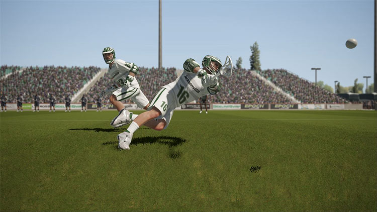Casey Powell Lacrosse 18 for PS4 screenshot