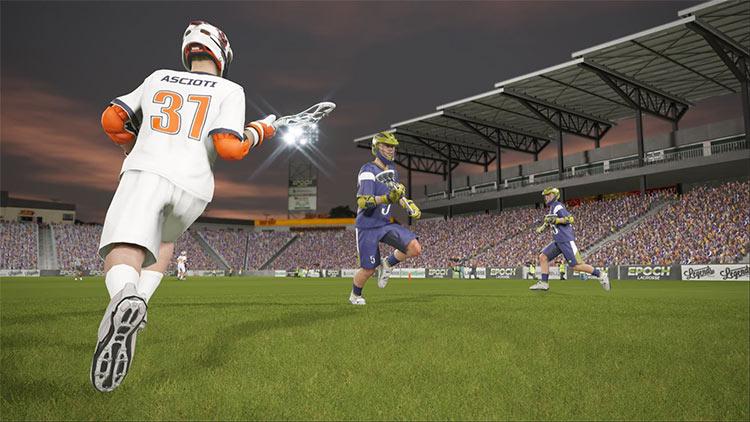 Casey Powell Lacrosse 18 for XB1 screenshot