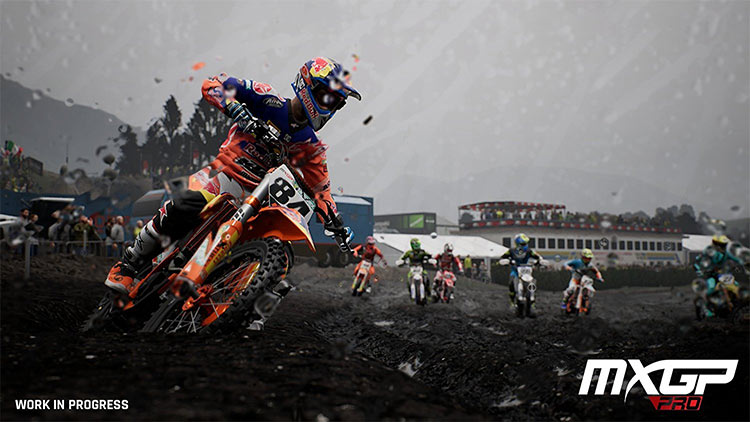 MXGP Pro for PS4 screenshot