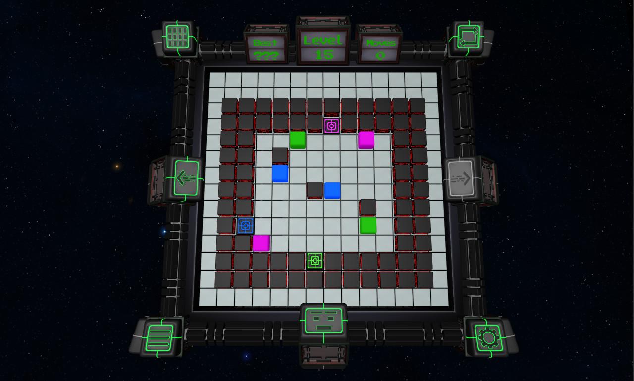 Omnicube, some crazy puzzle