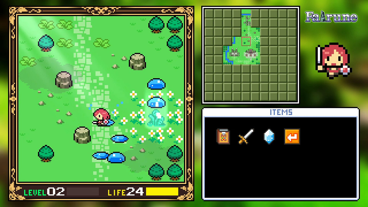 Fairune Collection for Switch screenshot