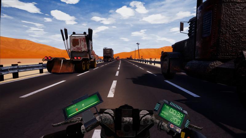 Apocalypse Rider for PC screenshot