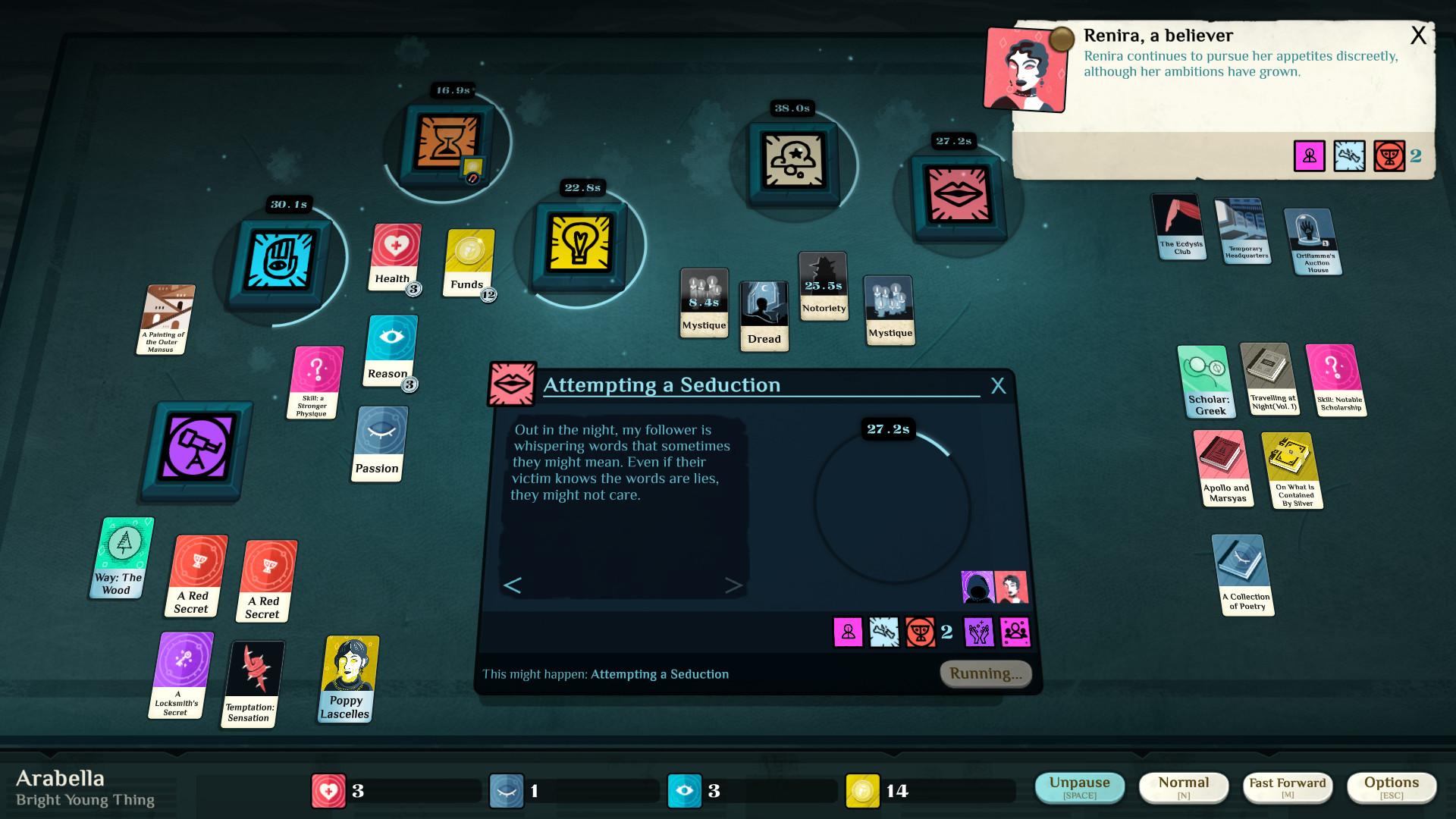 Cultist Simulator for PC screenshot