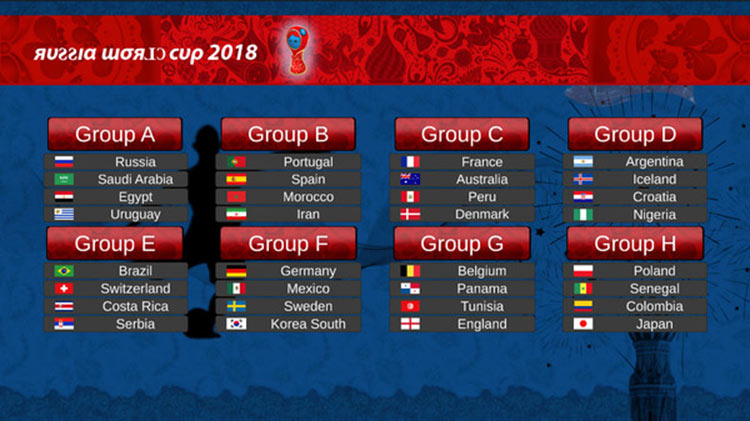 2018 FIFA WORLD CUP RUSSIA for PC screenshot