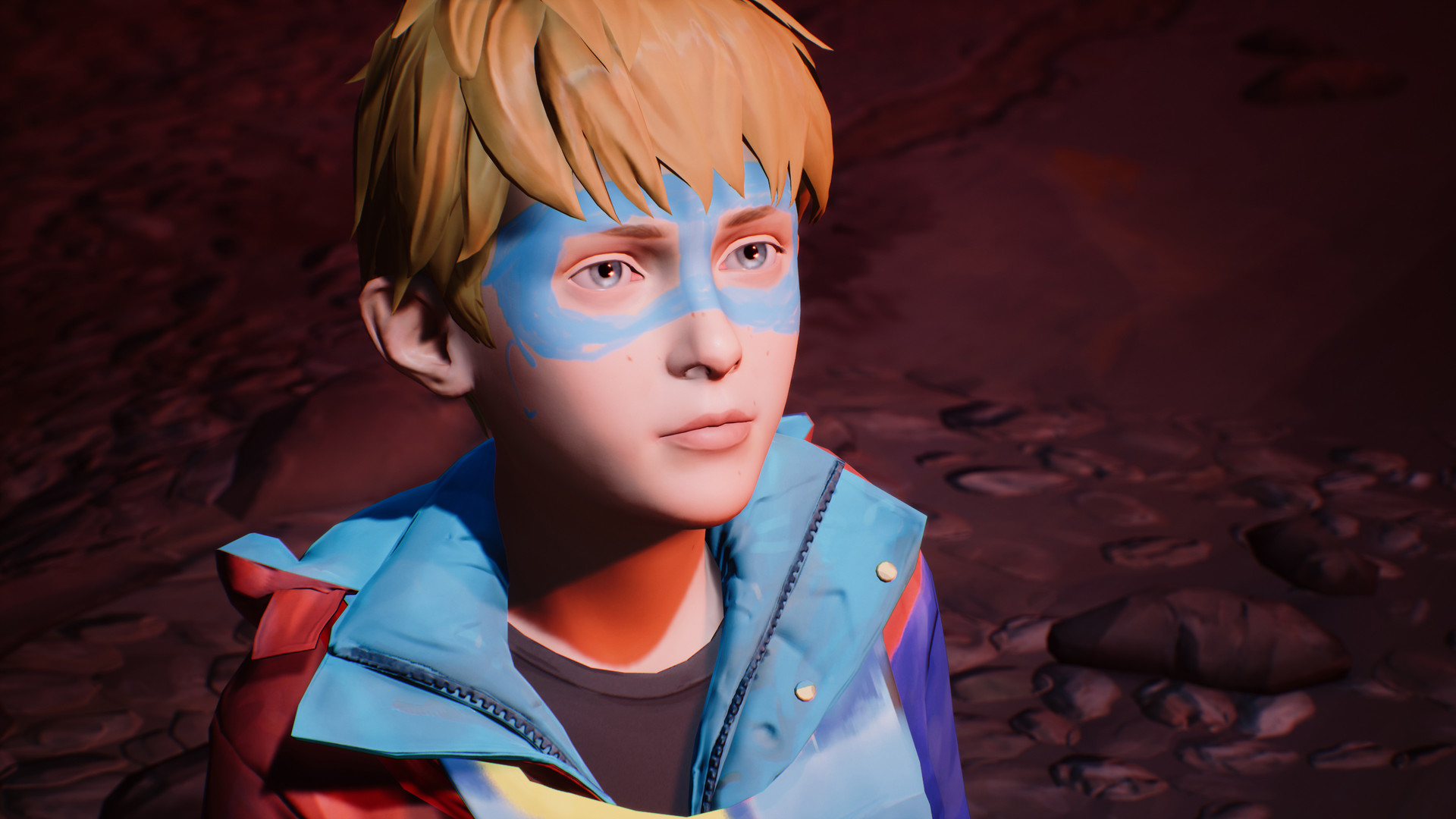 The Awesome Adventures of Captain Spirit for XB1 screenshot
