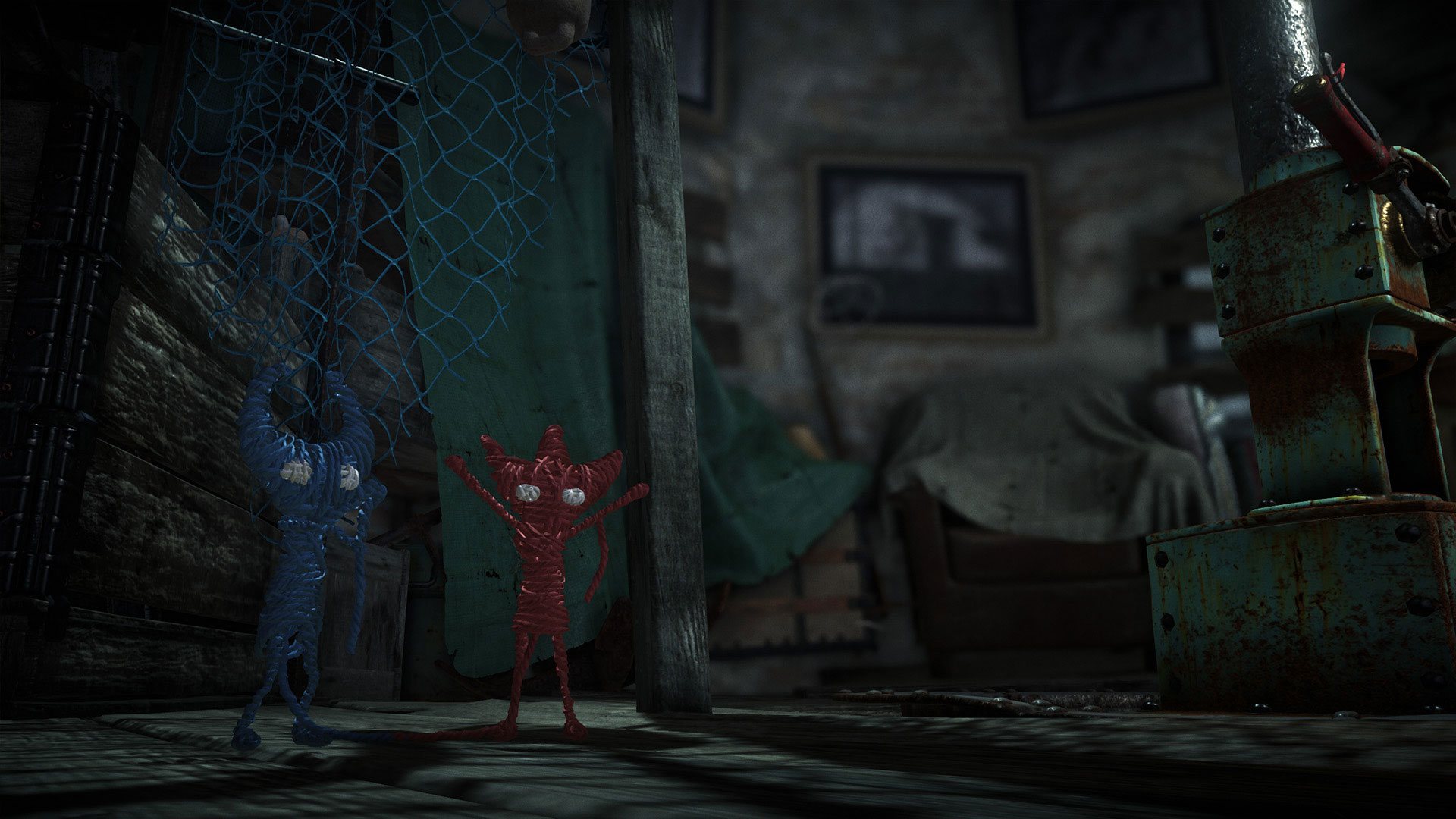 Unravel Two for PS4 screenshot