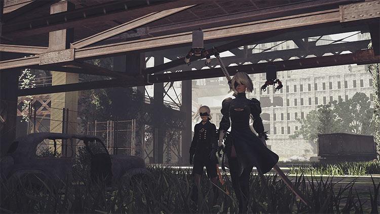 NieR: Automata - BECOME AS GODS Edition for XB1 screenshot