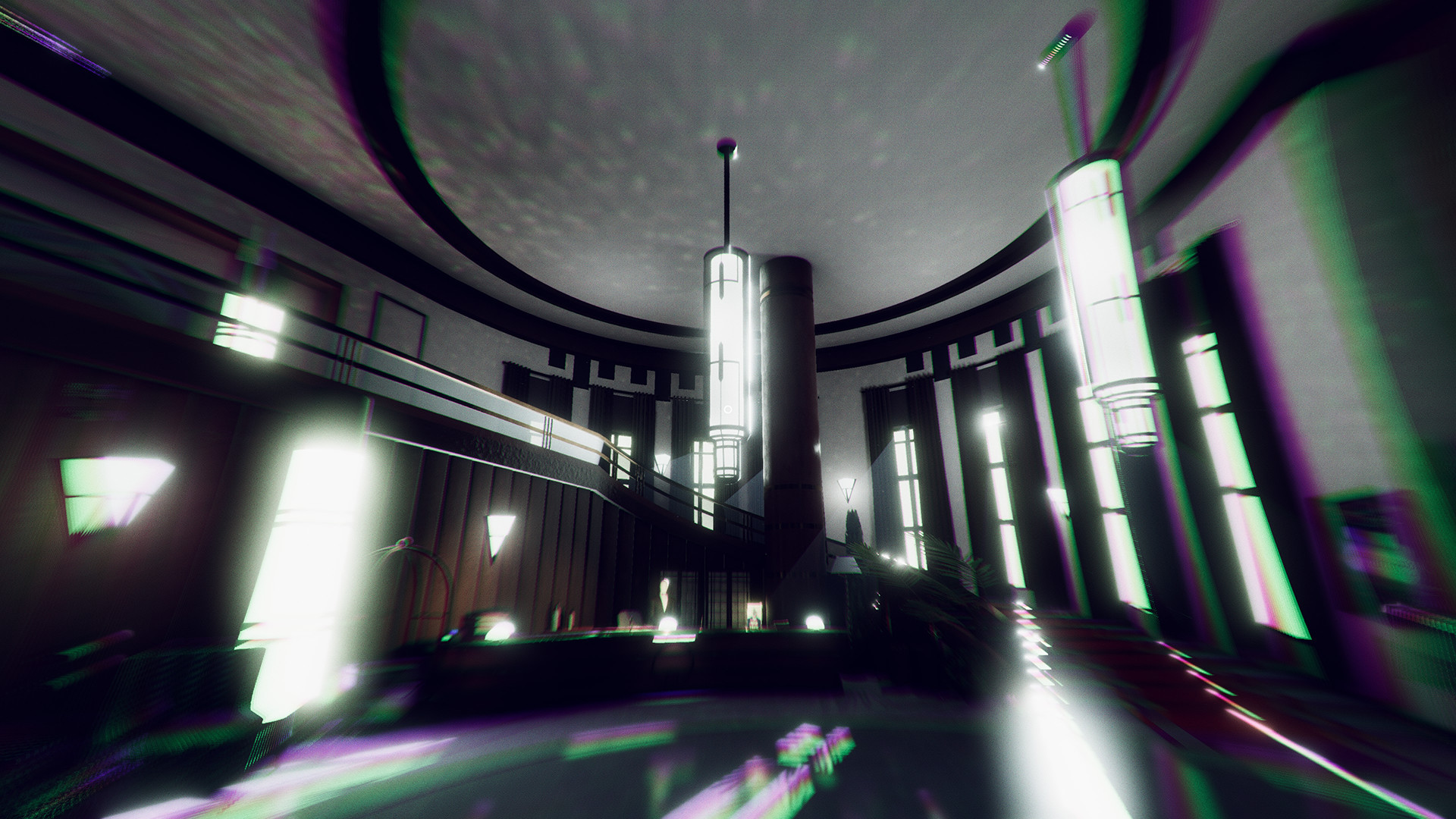 The Spectrum Retreat for PS4 screenshot