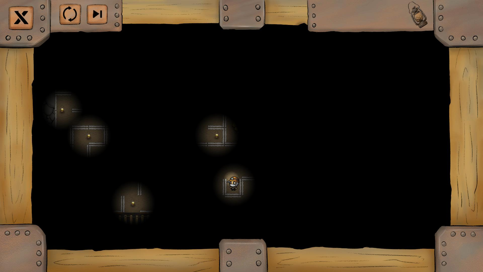 Gold Digger Maze for PC screenshot