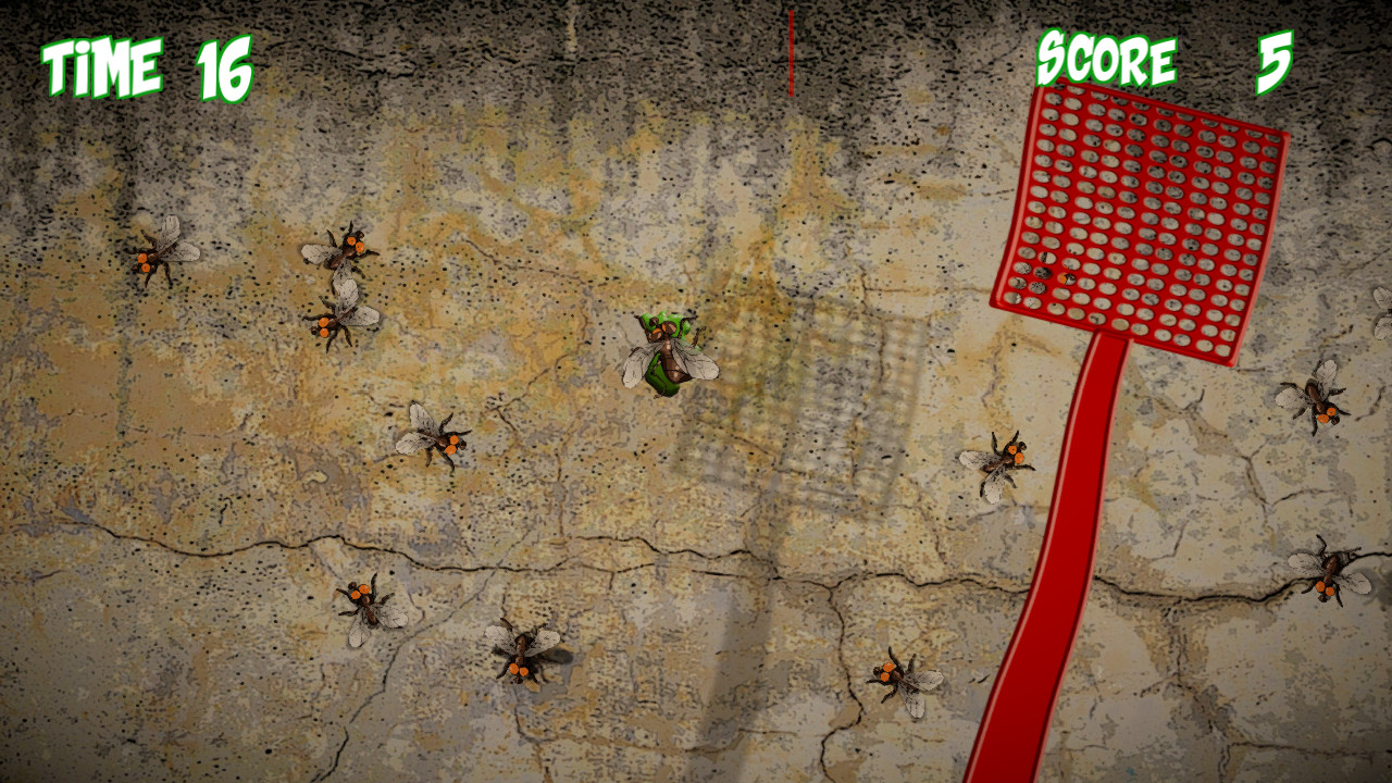Bug Splatt for PC screenshot