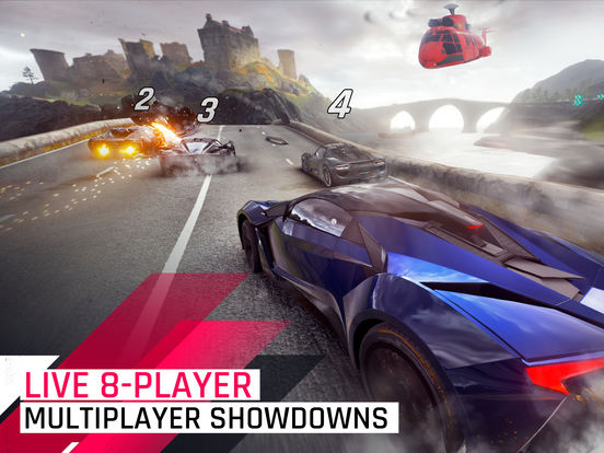 Asphalt 9: Legends for iOS screenshot