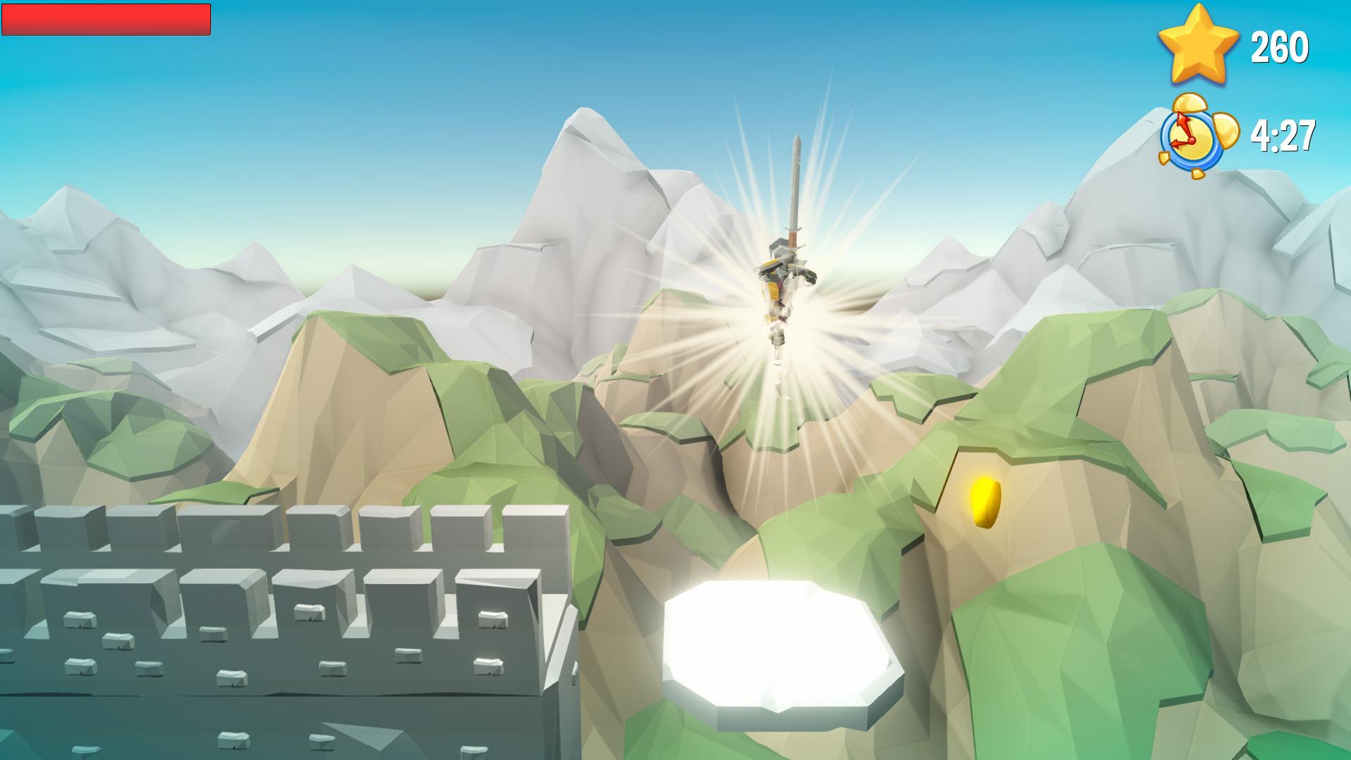 Ritter for PC screenshot