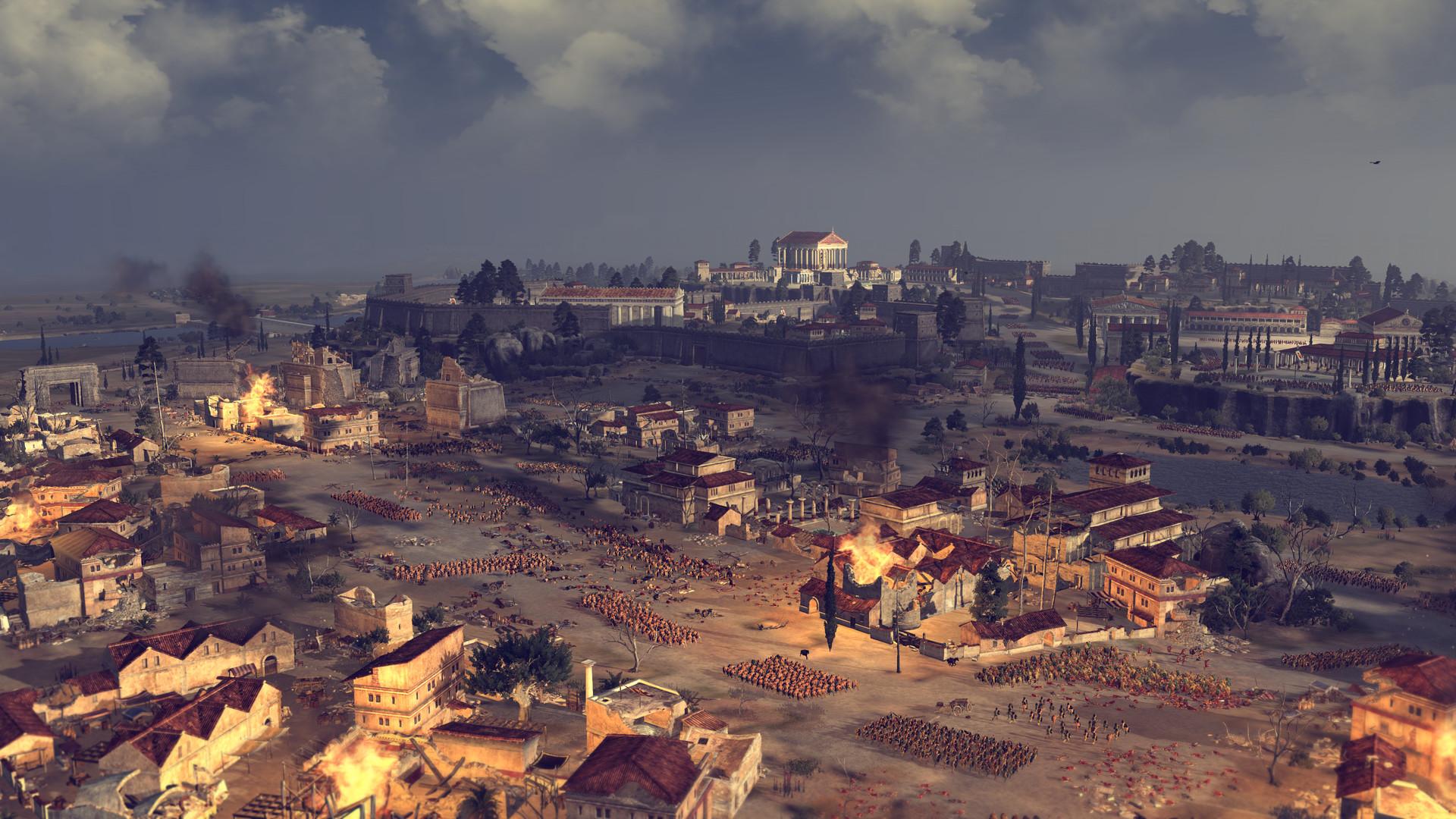 Total War: ROME II - Rise of the Republic Campaign Pack for PC screenshot