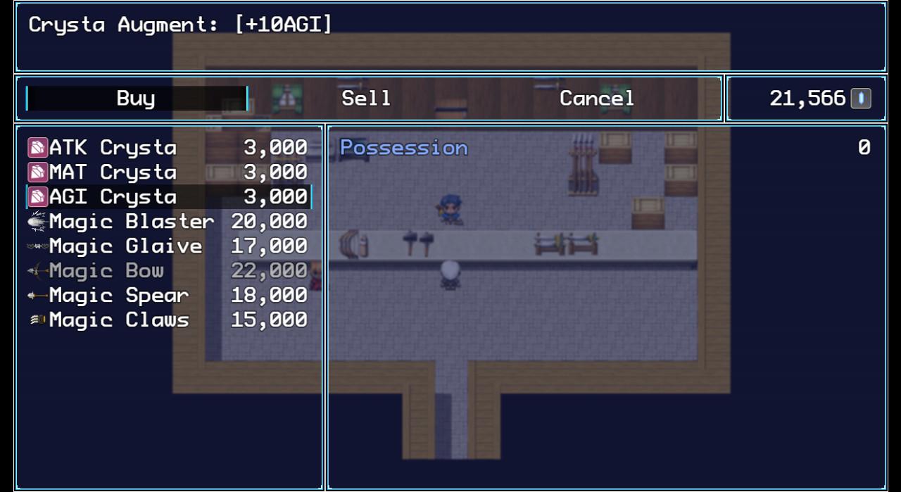 PSI Magic for PC screenshot