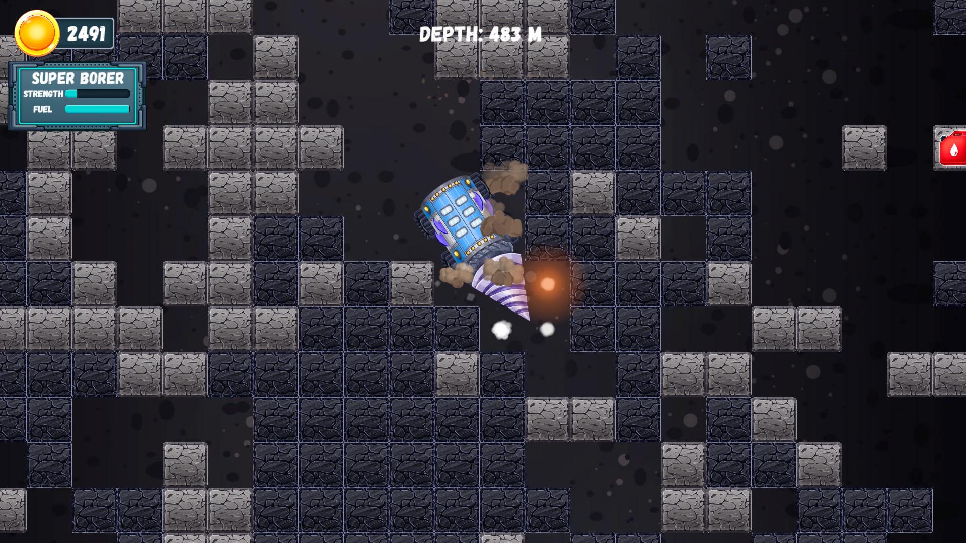 DrillMania for PC screenshot