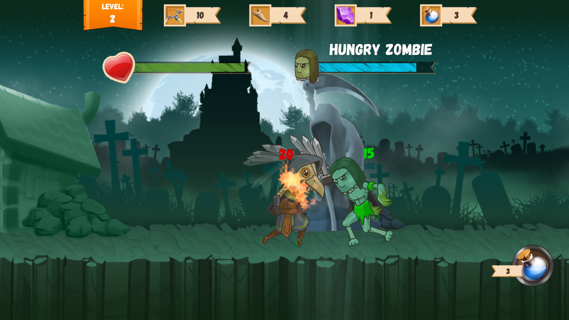 Caves of Plague for PC screenshot