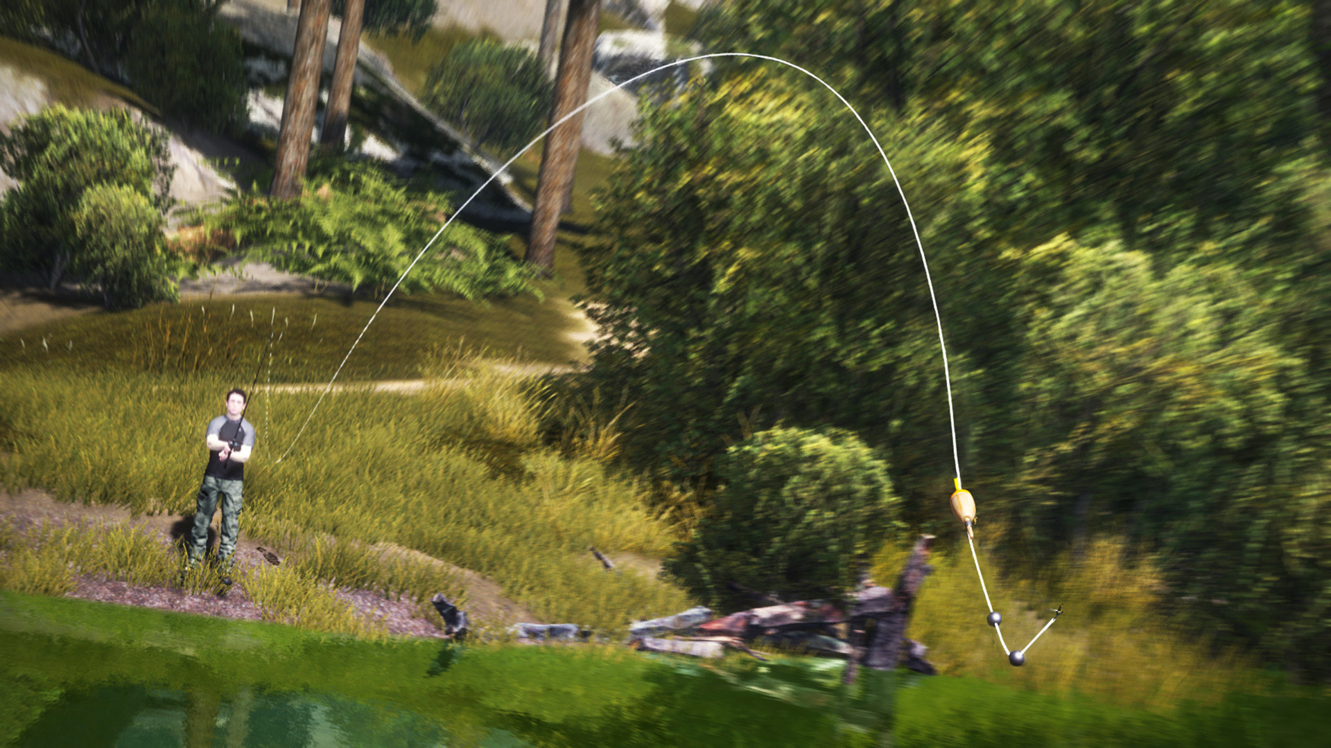 Pro Fishing Simulator Tipps