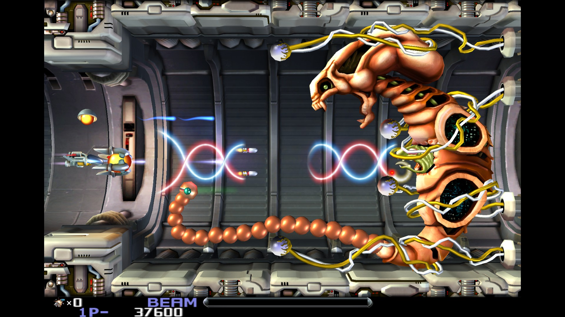 R-Type Dimensions 2018 pc game Img-2