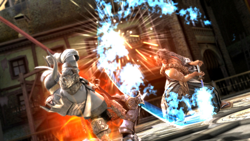 Soulcalibur: Lost Swords for PS3 screenshot
