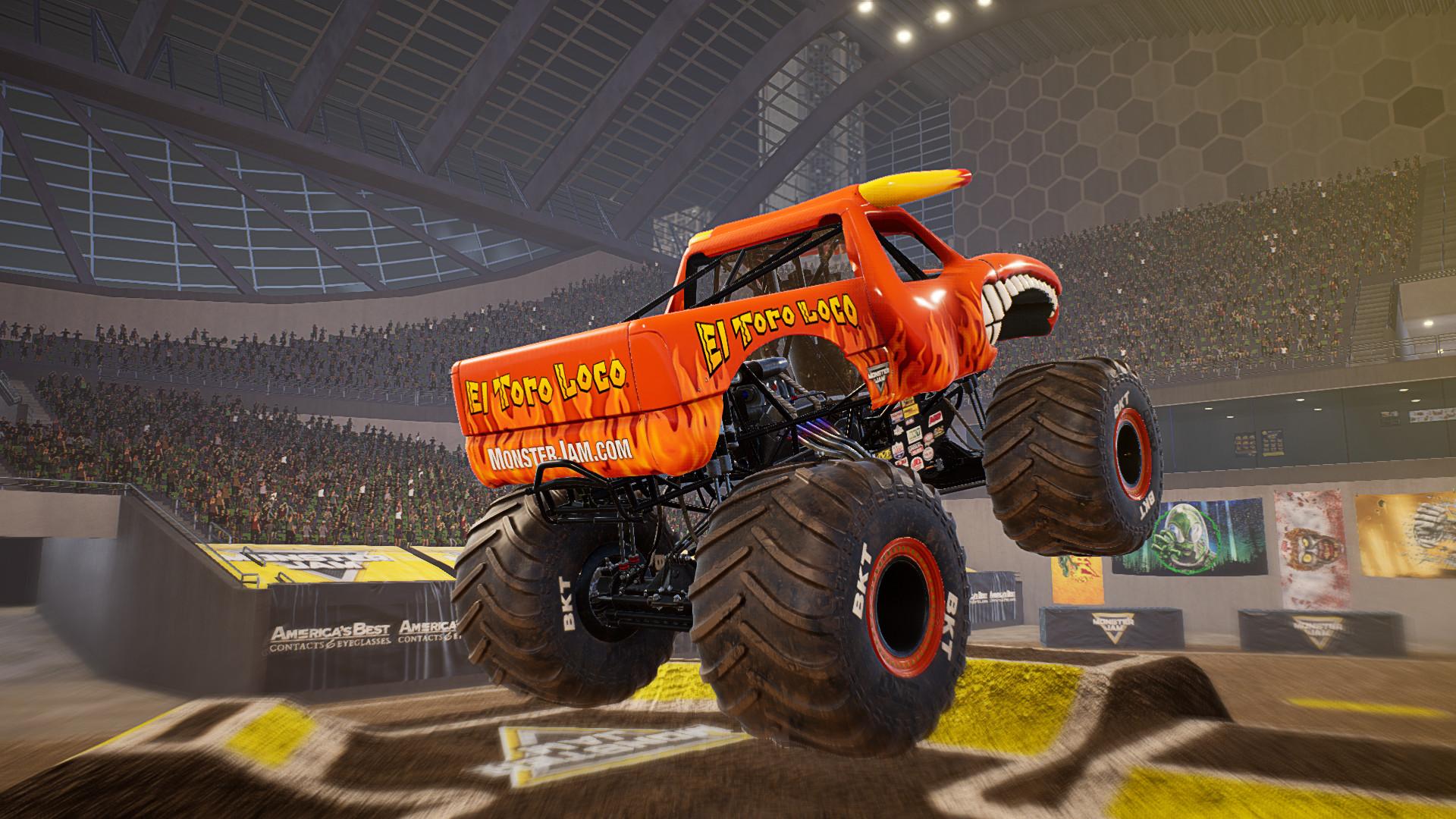 Monster Jam Steel Titans for Xbox One Reviews