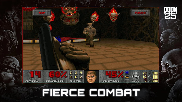 DOOM II for Android Game Reviews