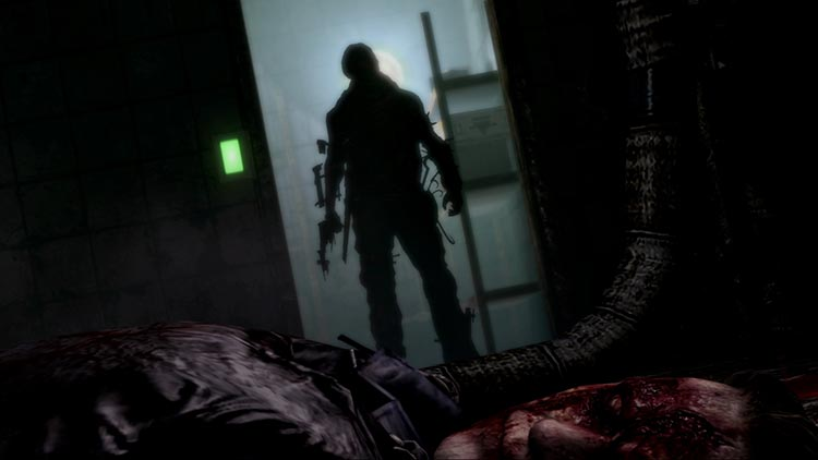 Resident Evil: Revelations 2 - Episode 1: Penal Colony for PS3 screenshot