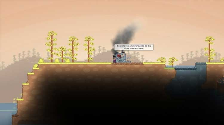 Dig or Die for PC screenshot