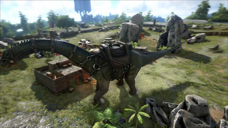 ARK: Survival Evolved for Switch Game Reviews