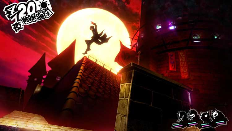 Persona 5 for PS3 screenshot